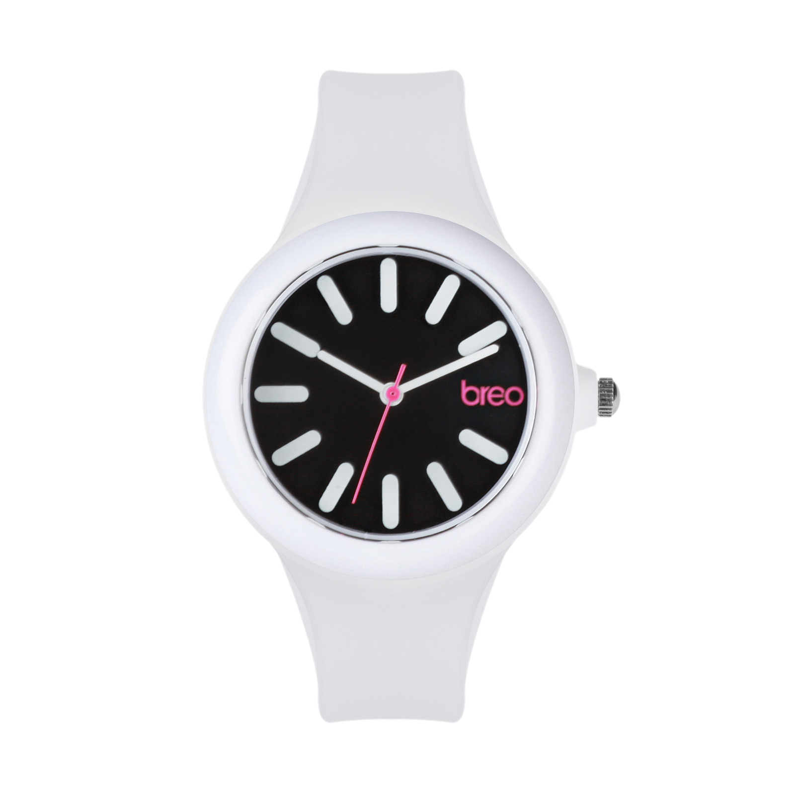 Breo Arc White-Black