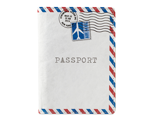 DynoMighty Passport Cover Airmail