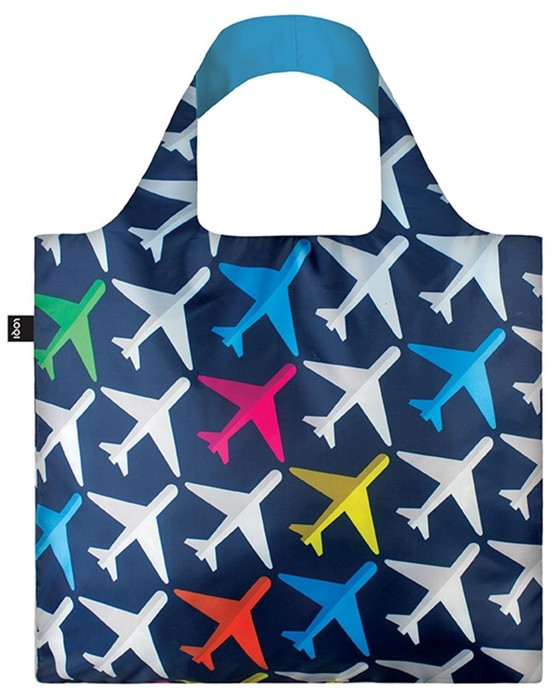 LOQI Shopper Airport Airplane