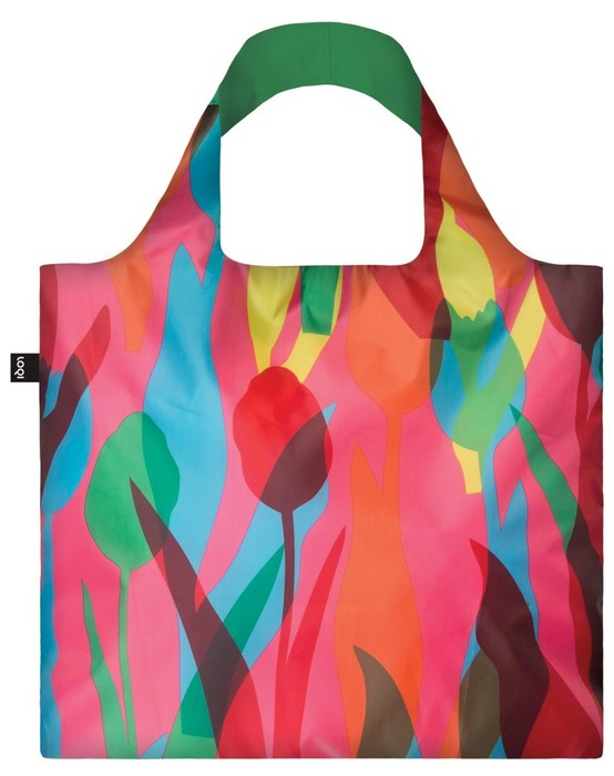 LOQI Shopper Travel Tulips