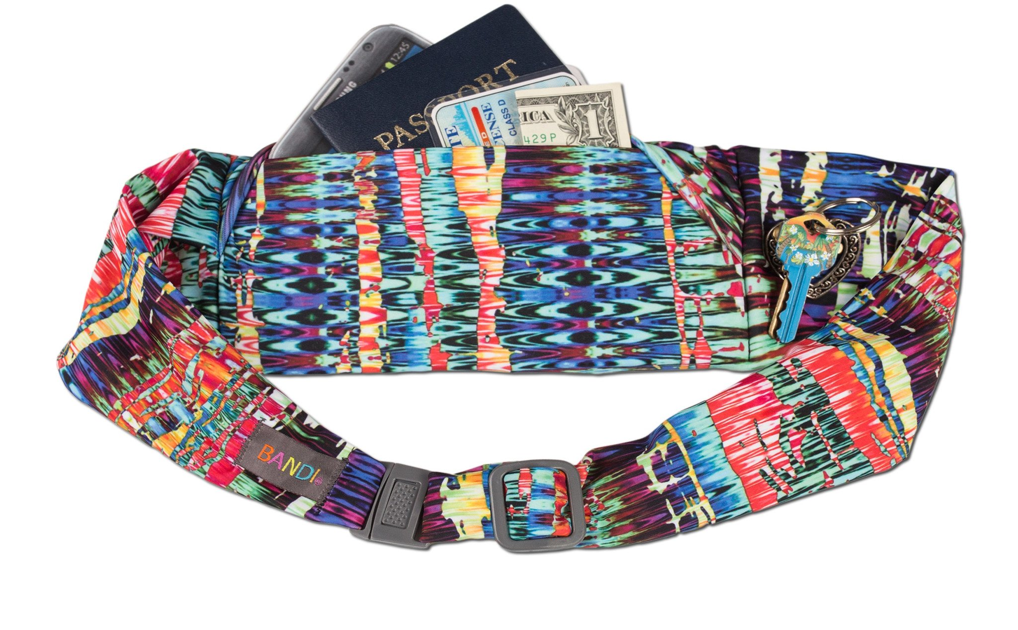 BANDI Belt Large Classic Blurred Lines