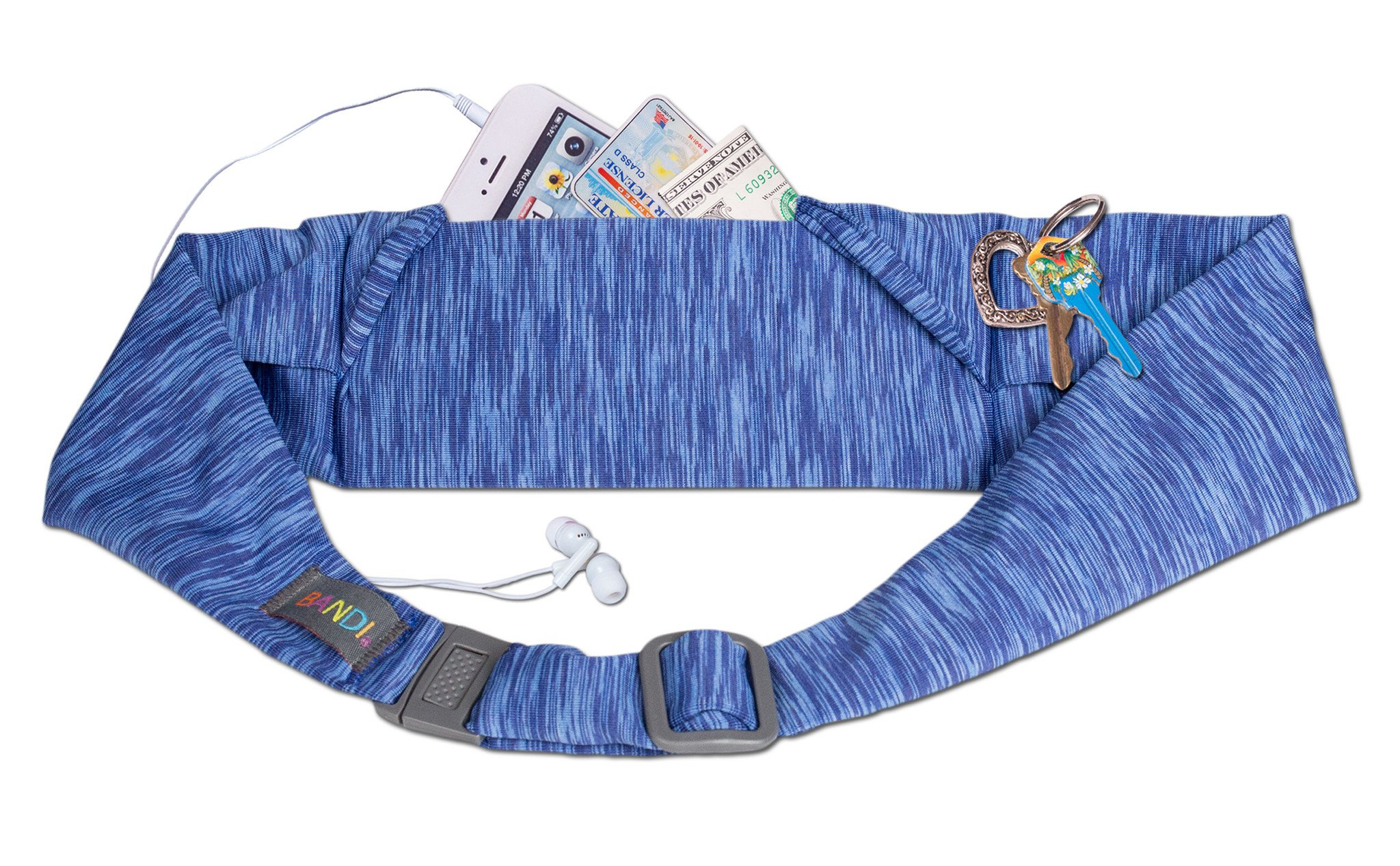 BANDI Belt Classic Strata Blue/Royal