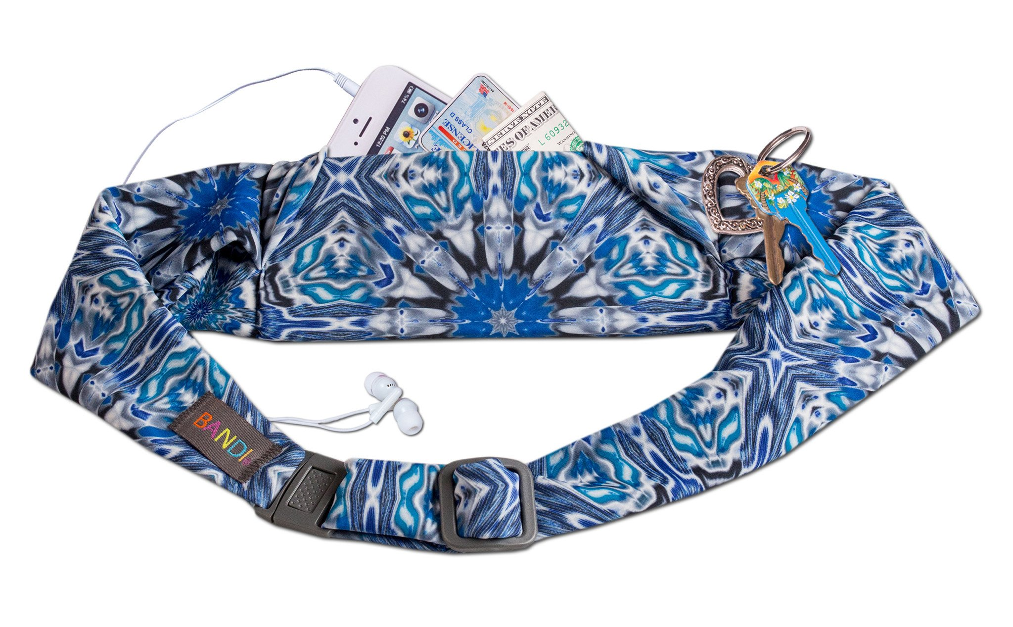 BANDI Belt Classic Cosmic Blues