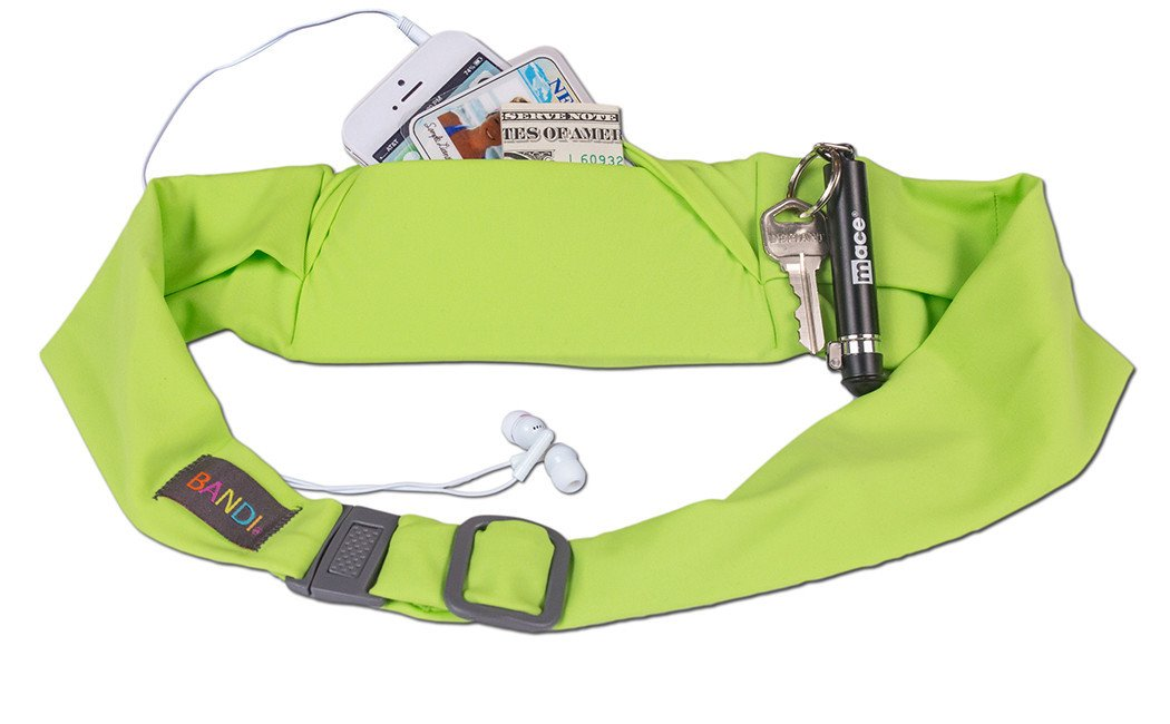BANDI Belt Classic Lime Green