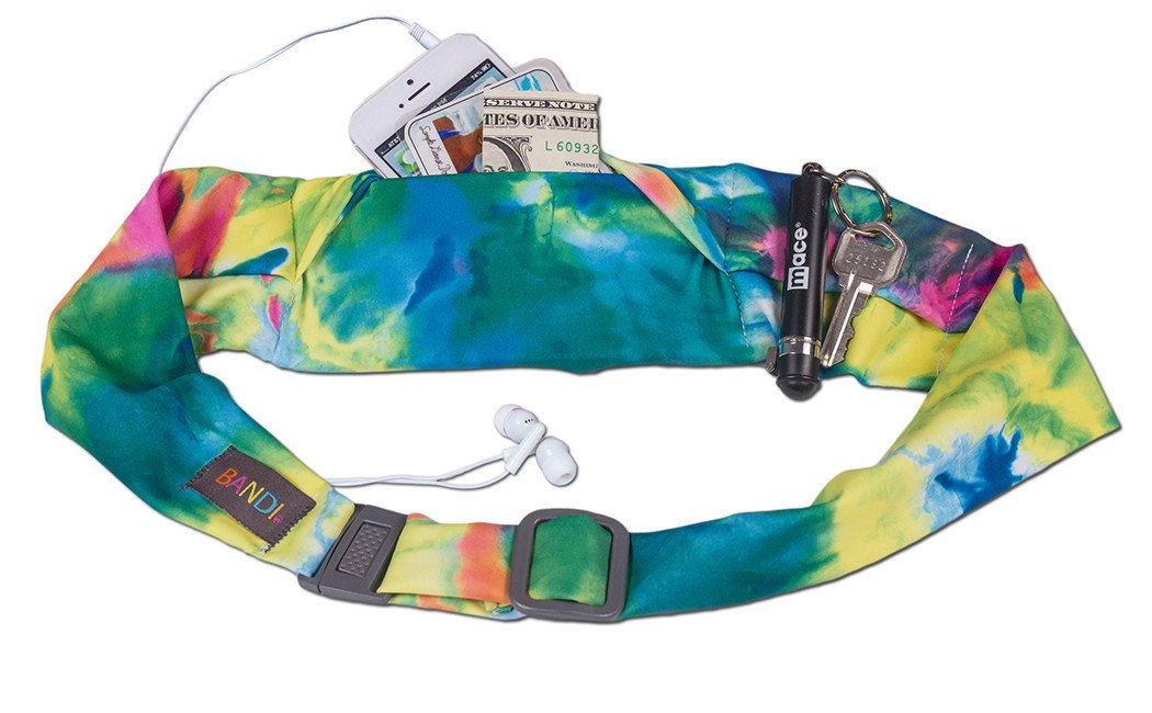 BANDI Belt Classic Tie Dye Friday