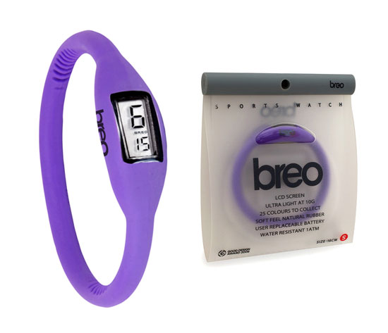 Breo Roam Purple - Small