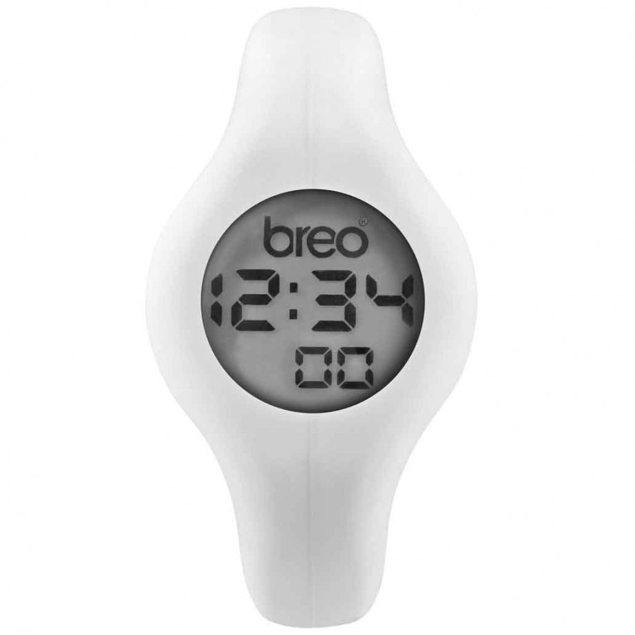 Breo Spin Watch White Large