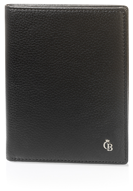Castelijn & Beerens Privacy Protected Mini Wallet Zwart