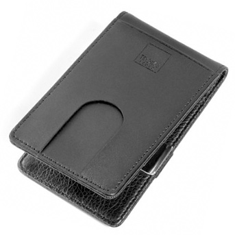 Troika 3 Card Wallet MIDNIGHT