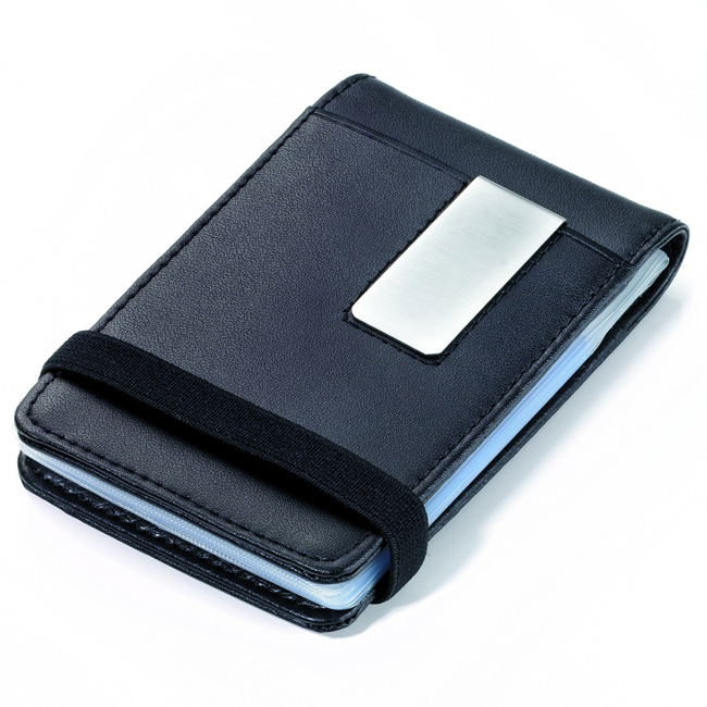 Troika 22 Card Wallet MIDNIGHT