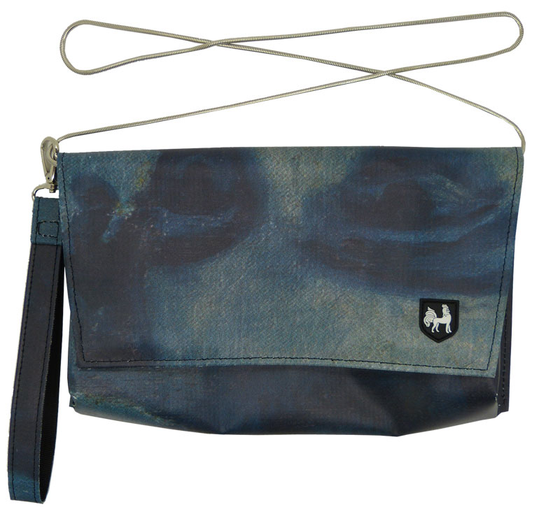 Vaho Shang Clutch Bag