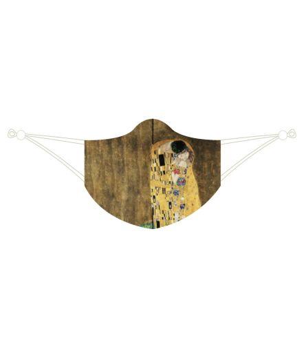 Loqi Mask Gustav Klimt The Kiss