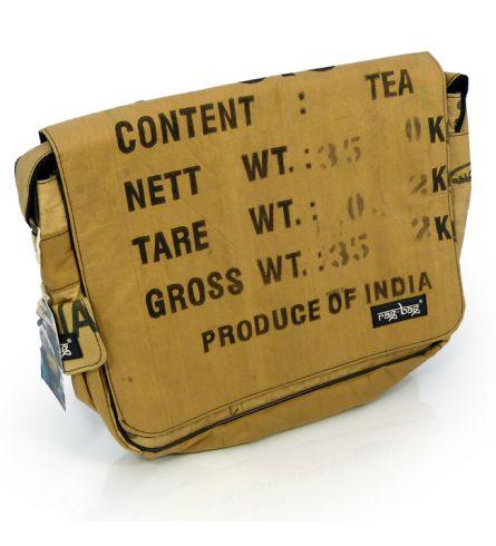 RagBag Tamil Nadu Teabag Laptop Bag