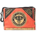 Townshipsmile PPC Cement Laptop Bag Rood