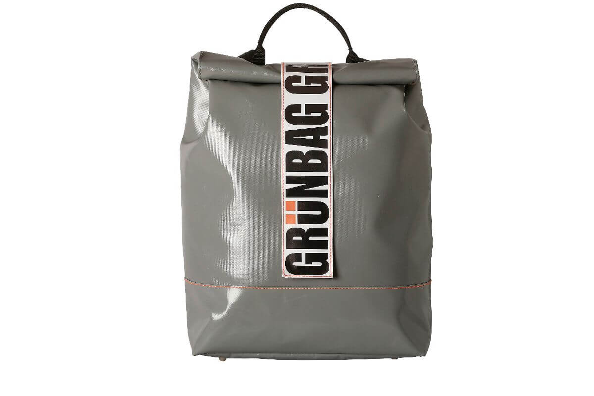 grünBAG Back-Pack Grey