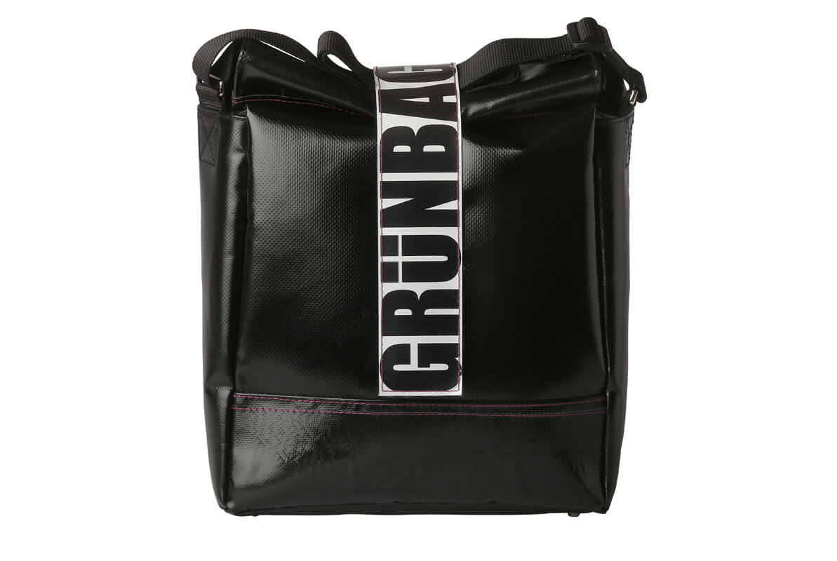 grünBAG City Black