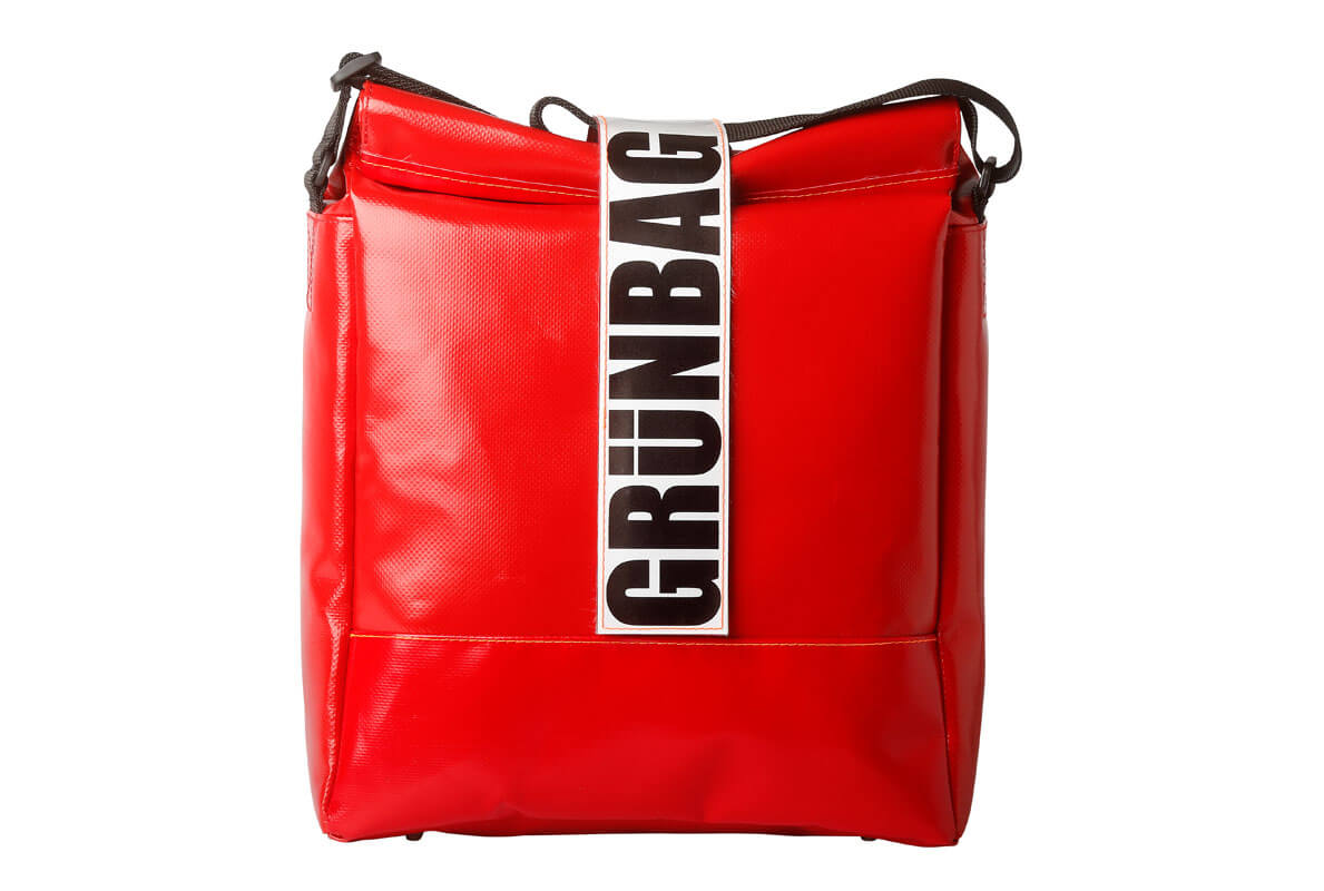 grünBAG City Red