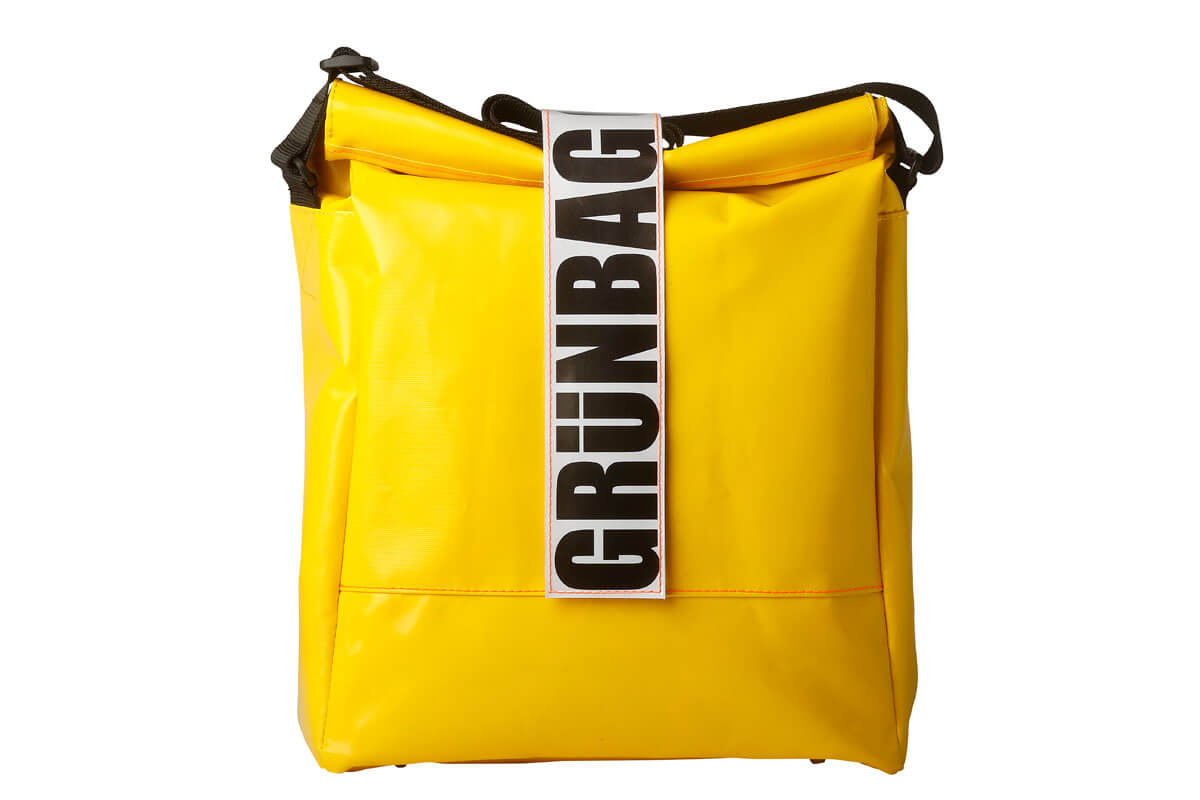 grünBAG City Yellow