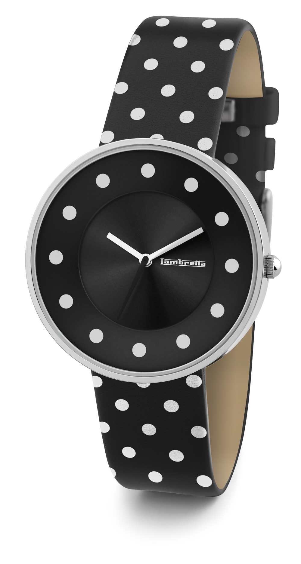 Lambretta Cielo 37 Fashion Dots Black 2104BLA