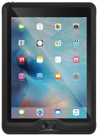 Lifeproof Nuud Apple  Waterproof Case iPad Pro 9.7 Black