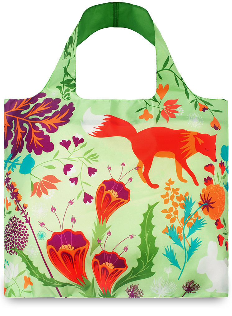 LOQI Forest Fox by Cristina Caramida Shopper