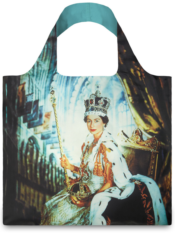 LOQI Queen Elizabeth II Cecil Beaton Shopper