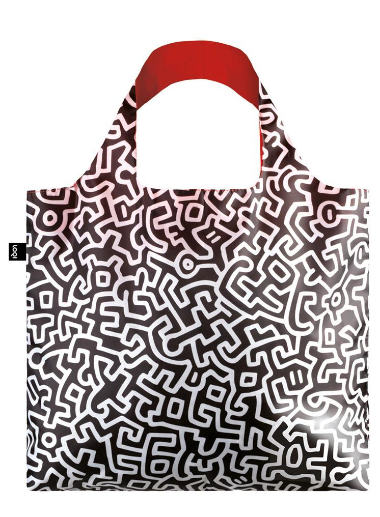 LOQI Museum Col. Shopper - Haring Untitled