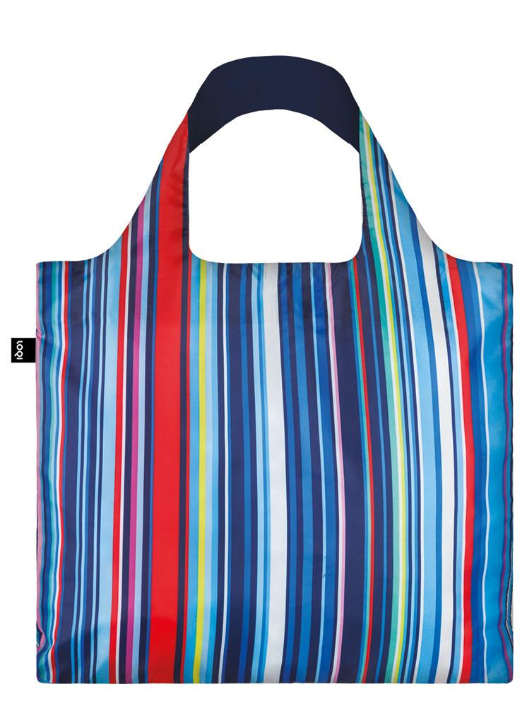 LOQI Nautical Shopper Stripes