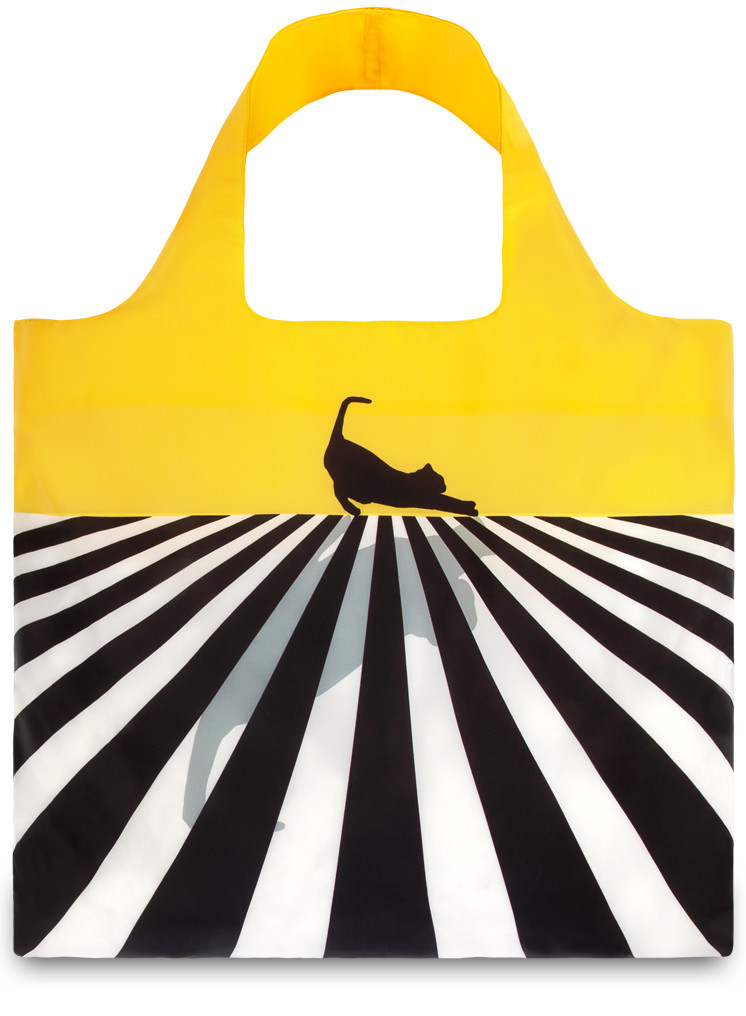 LOQI Shopper Pop Cat