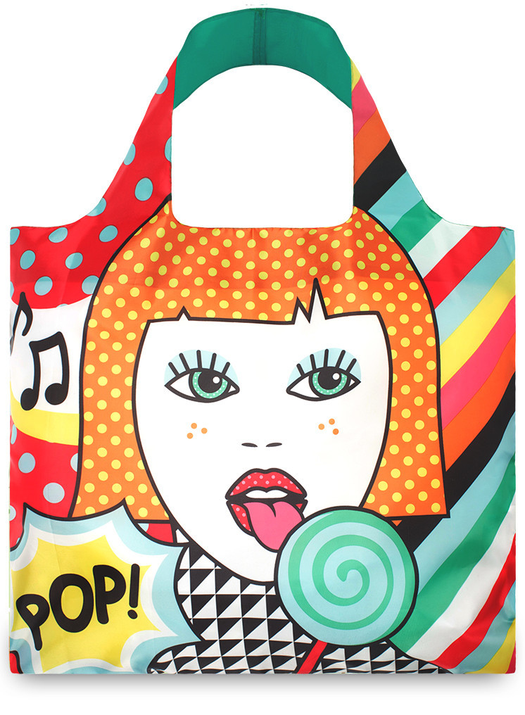 LOQI Shopper Pop Lollipop