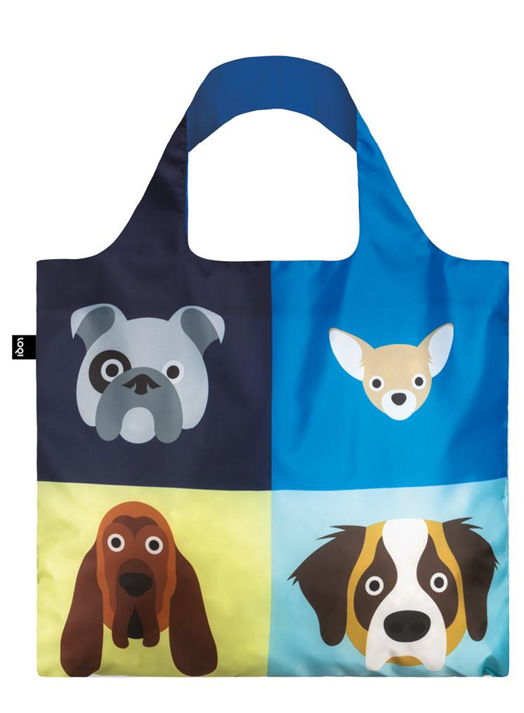 LOQI Stephen Cheetham Shopper Dogs