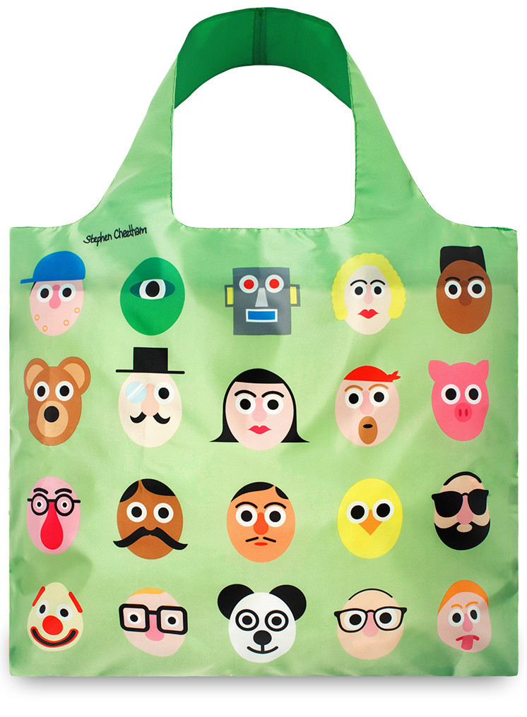 LOQI Shopper Stephen Cheetham Faces