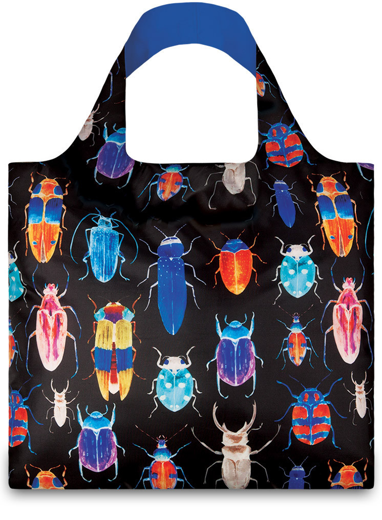 LOQI Shopper Wild Insects