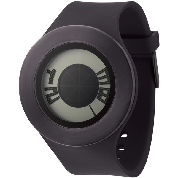 Michael Young Sunstich Watch Black