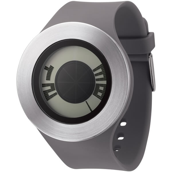 Michael Young Sunstich Watch Silver-Grey