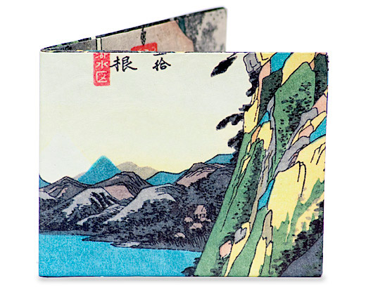 Mighty Wallet Hiroshige