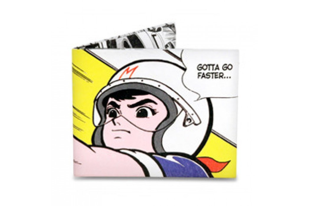 Mighty Wallet Speed Racer
