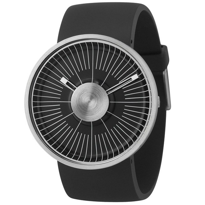 Michael Young Hacker Watch Black