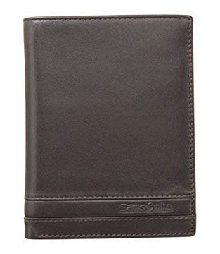 Samsonite Budget Wallet 8 Cards 1,5 Window Black