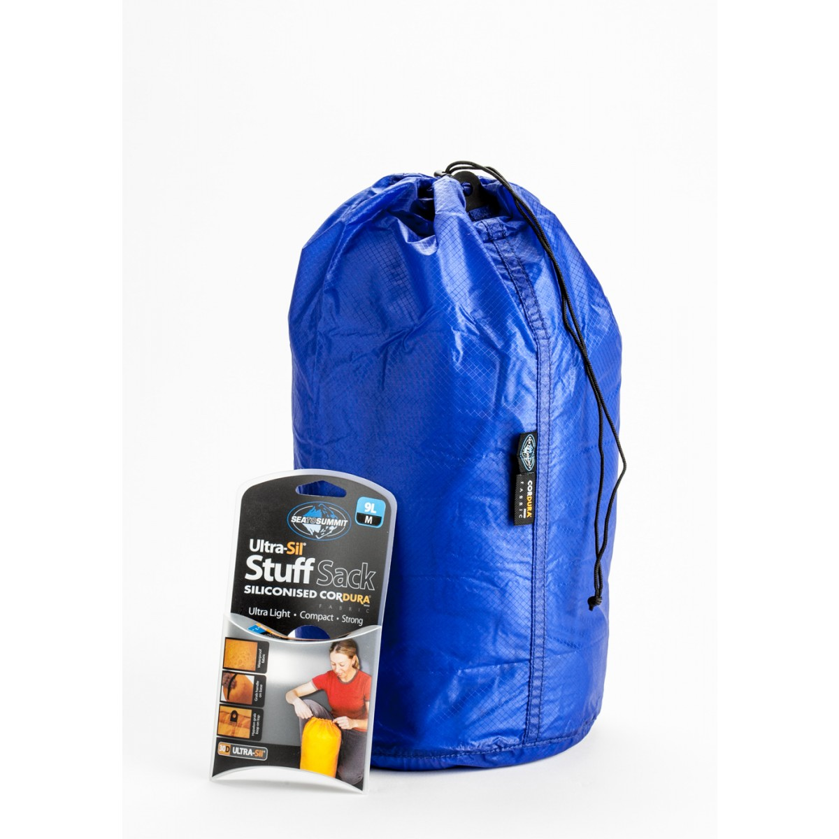 Sea To Summit Ultra-Sil Stuff Sack M 9L Blue