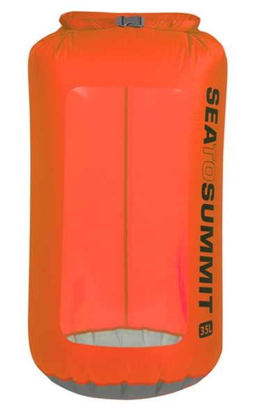 Sea To Summit Ultrasil View Dry Sack XXL 35L Orange
