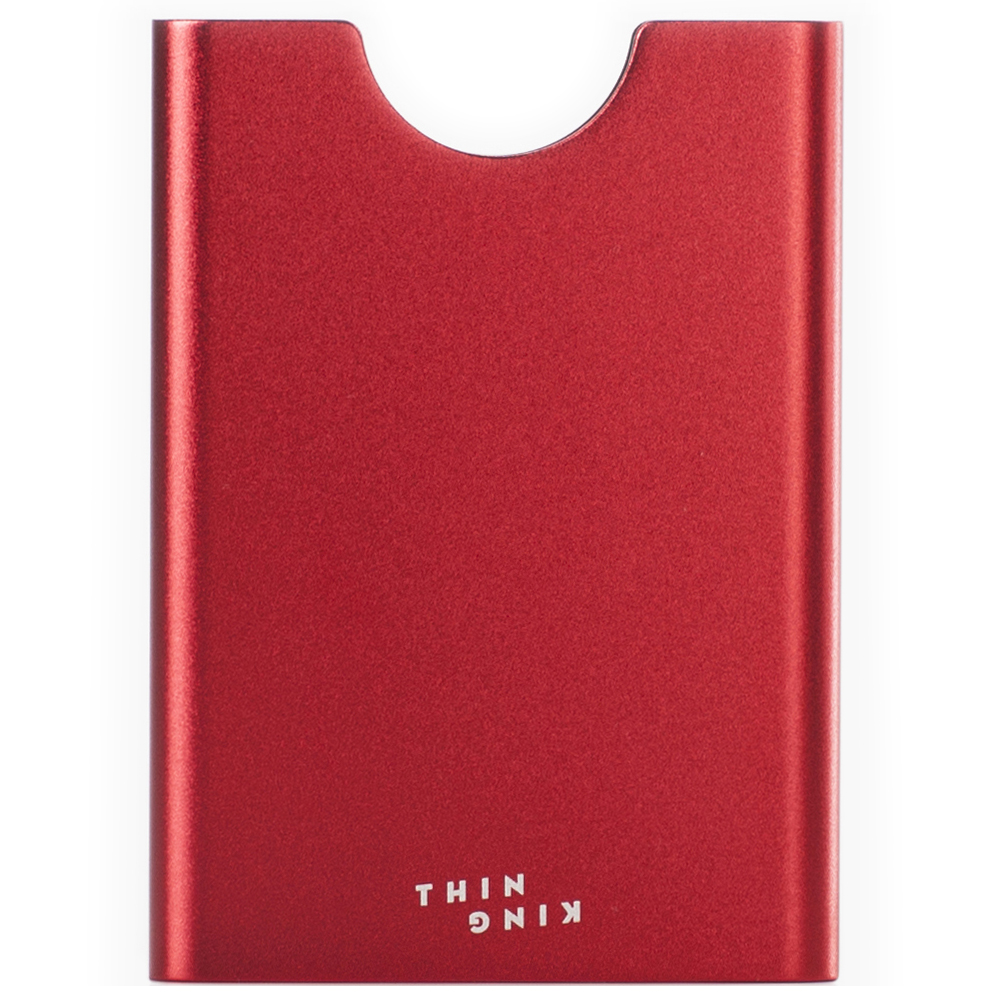 Thin King Gordito Ruby Red