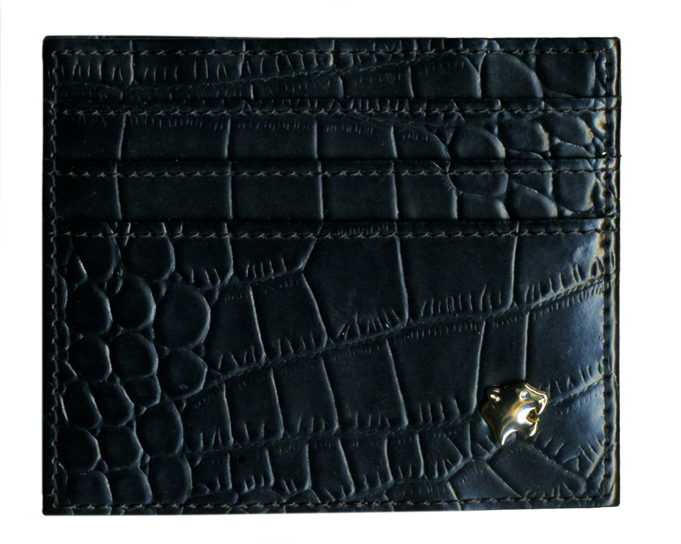 Vip Flap Coccodrillo Black