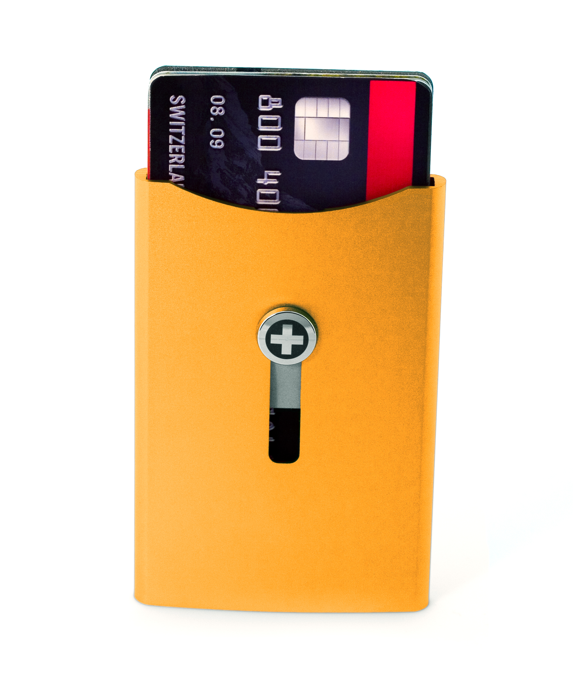 Wagner Superslim Wallet Deep Orange